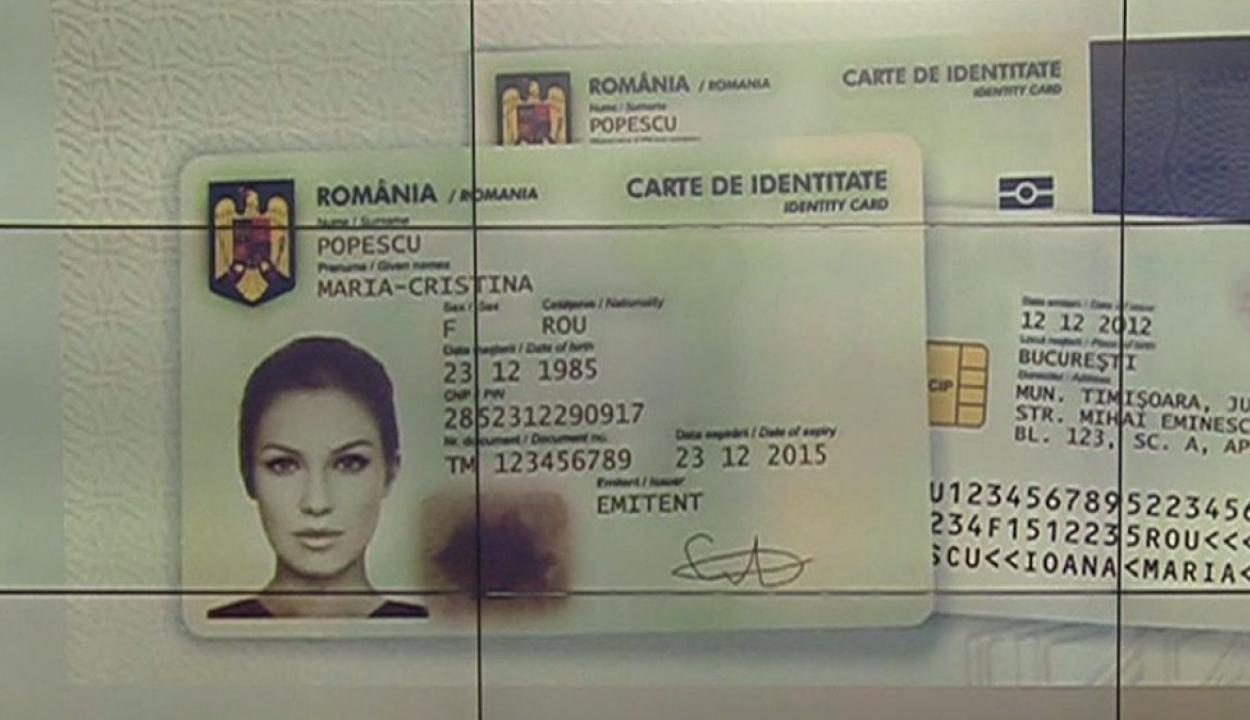 Románia köteles lesz elektronikus személyi igazolványokat kibocsátani jövő év augusztusától