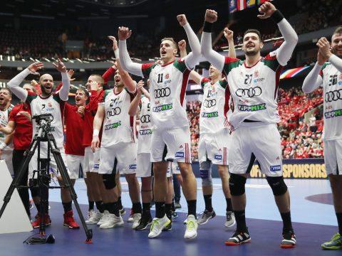 Férfi kézilabda Eb: Izland legyőzésével középdöntős a magyar válogatott