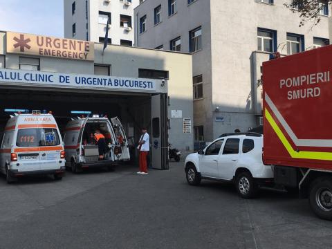 Újabb büntetőjogi kivizsgálás indult a Floreasca kórházban megégett másik páciens ügyében