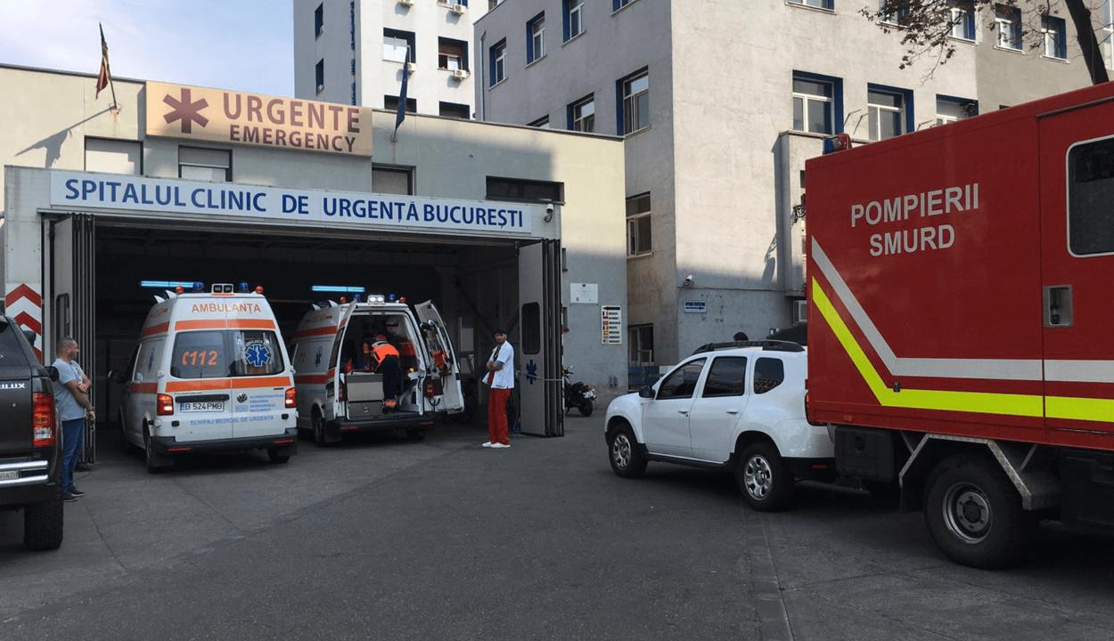 Harmincezer lejre büntették meg a Floreasca kórházat a műtóasztalon megégett nő ügyében
