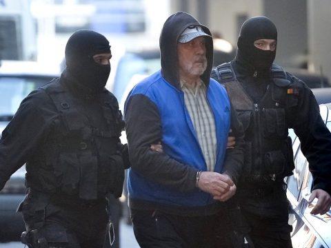 Előzetes letartóztatásban marad Gheorghe Dincă és bűntársa