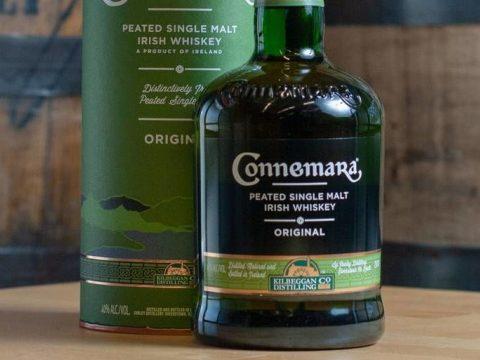Az ír és a skót műfaj kiváló egyvelege, a Connemara whiskey
