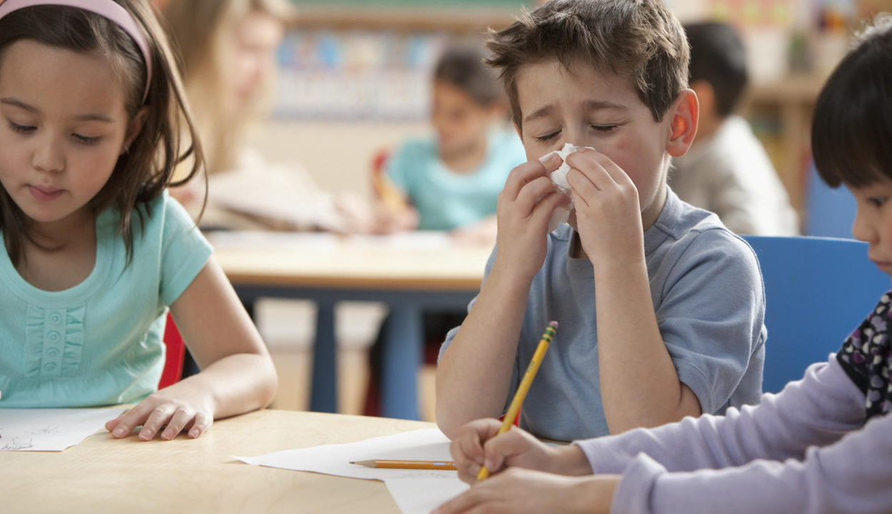A megye több iskolájában felfüggesztik a tanítást