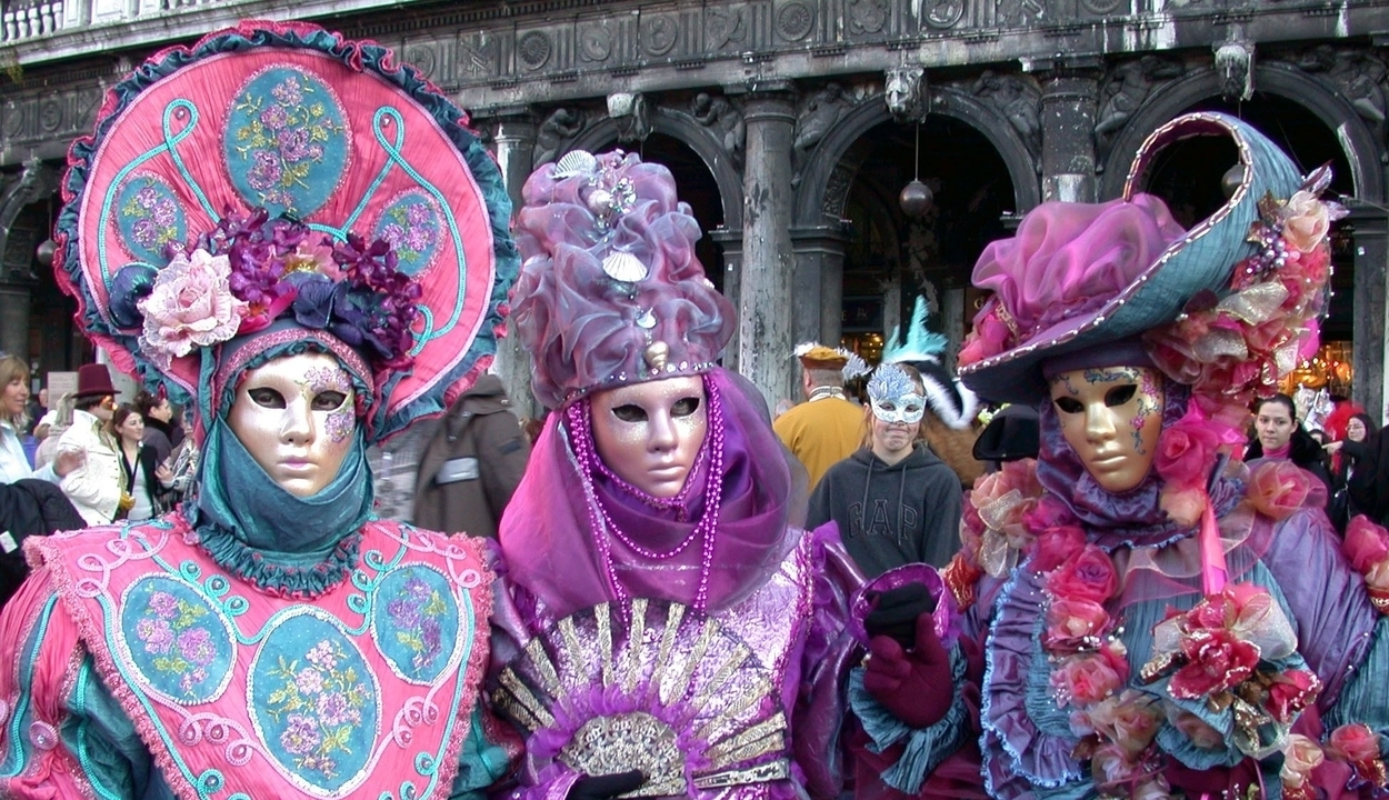 Csonka velencei karnevál