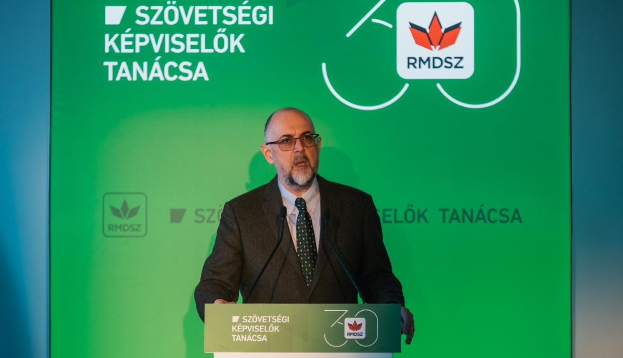 Kelemen Hunor: a közjó azt kívánja, hogy minél hamarabb alakuljon stabil parlamenti többség