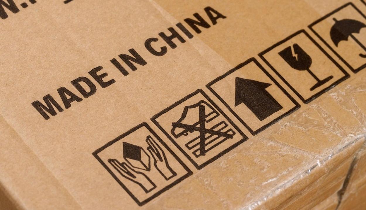 Nem fertőződhetünk meg a koronavírussal a Kínából származó termékek révén
