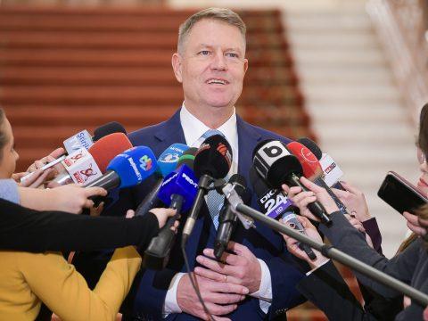 Johannis támogatja a kormány döntését a kétfordulós polgármester-választás ügyében