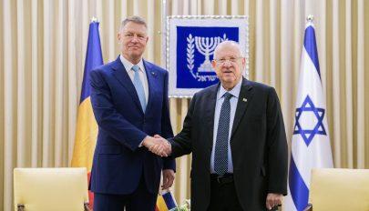 Johannis: Románia elkötelezett a holokauszt emlékének megőrzése mellett
