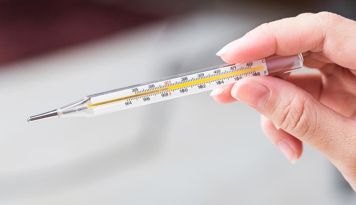 Folyamatosan csökken az emberi test hőmérséklete