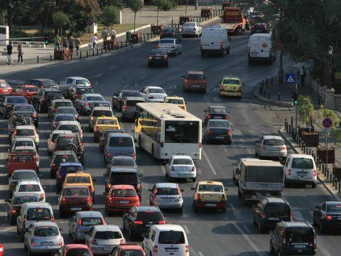 Elérte a nyolcmilliót a romániai gépkocsik száma