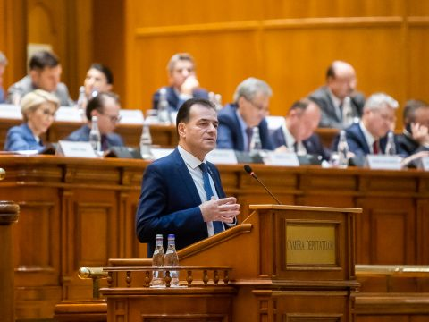 FRISSÍTVE: Lehet, hogy a PSD nem vesz részt az új Orban-kormány beiktatási szavazásán