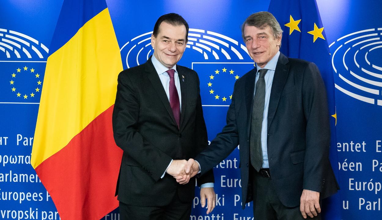 Sassoli: az EP teljes szívből támogatja Románia schengeni övezethez való csatlakozását