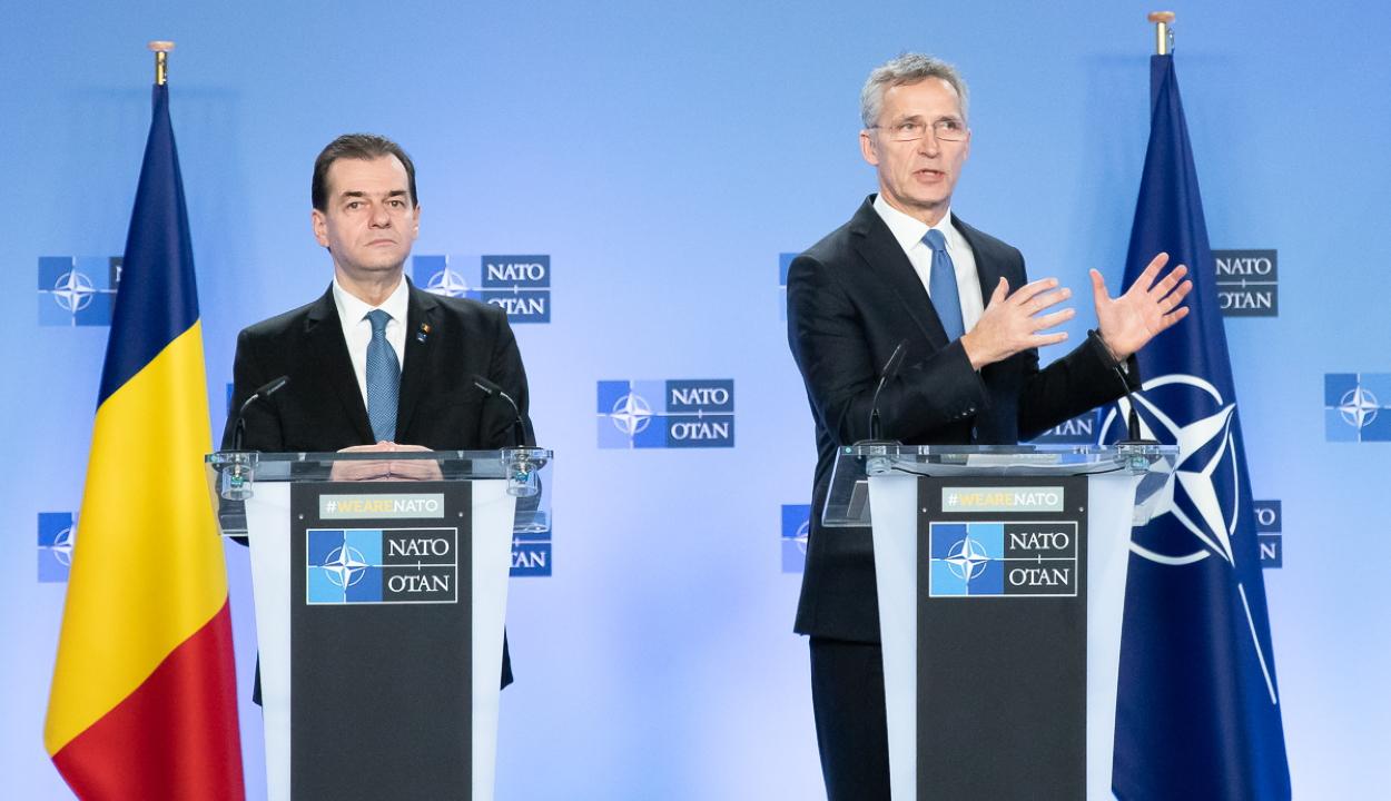 Stoltenberg: Romániának fontos szerepe van a Fekete-tenger térségének biztonságában