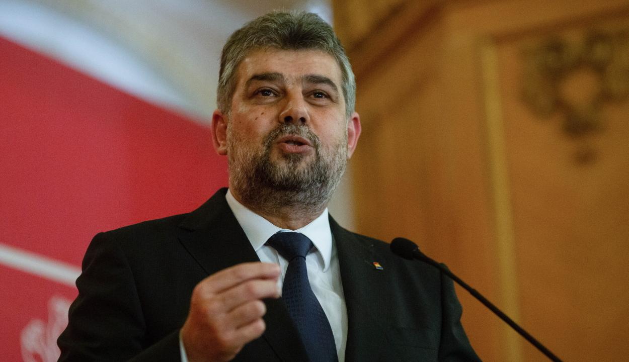 Ciolacu: a PSD csütörtök reggel benyújtja a bizalmatlansági indítványt