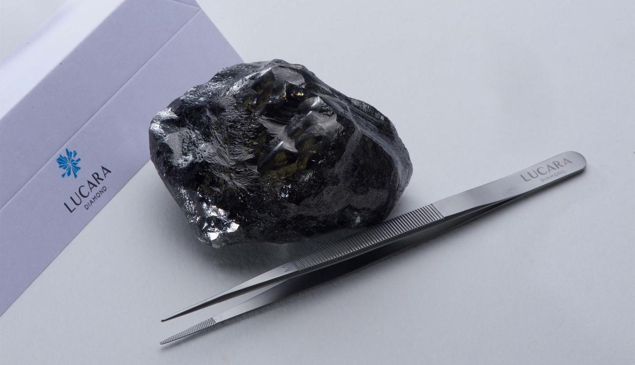 Elkelt a világ második legnagyobb gyémántja