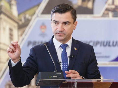 Súlyos bírságot kapott a más nemzeteket gyalázó iași-i polgármester