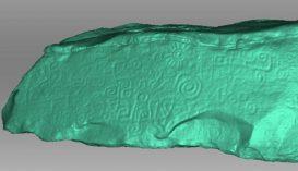 Kétezer éves kőfaragványt találtak