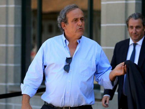 Eltiltása után tanácsadóként tér vissza Michel Platini