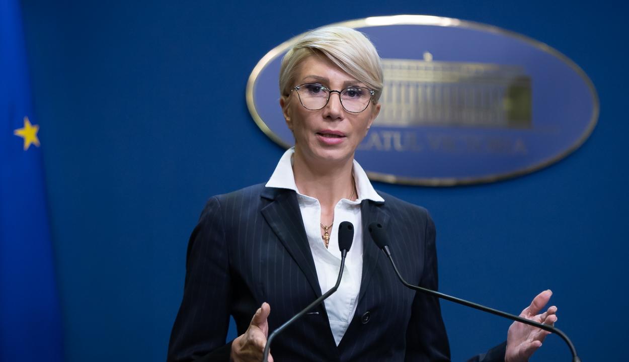 Turcan: felszólítom a PSD-t, hogy szavazza meg az előre hozott választások rendeletét
