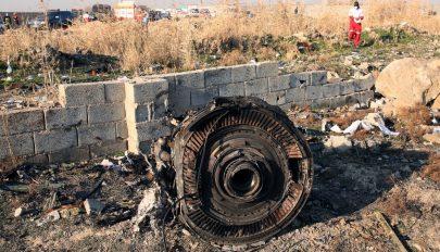Irán elismerte: lelőtték az ukrán utasszállító gépet