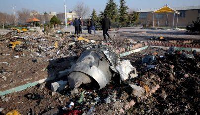 Mégis Irán lőhette le rakétával az ukrán gépet