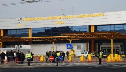 Hamis COVID-tesztet bemutató személyeket tartóztattak fel a kolozsvári a repülőtéren