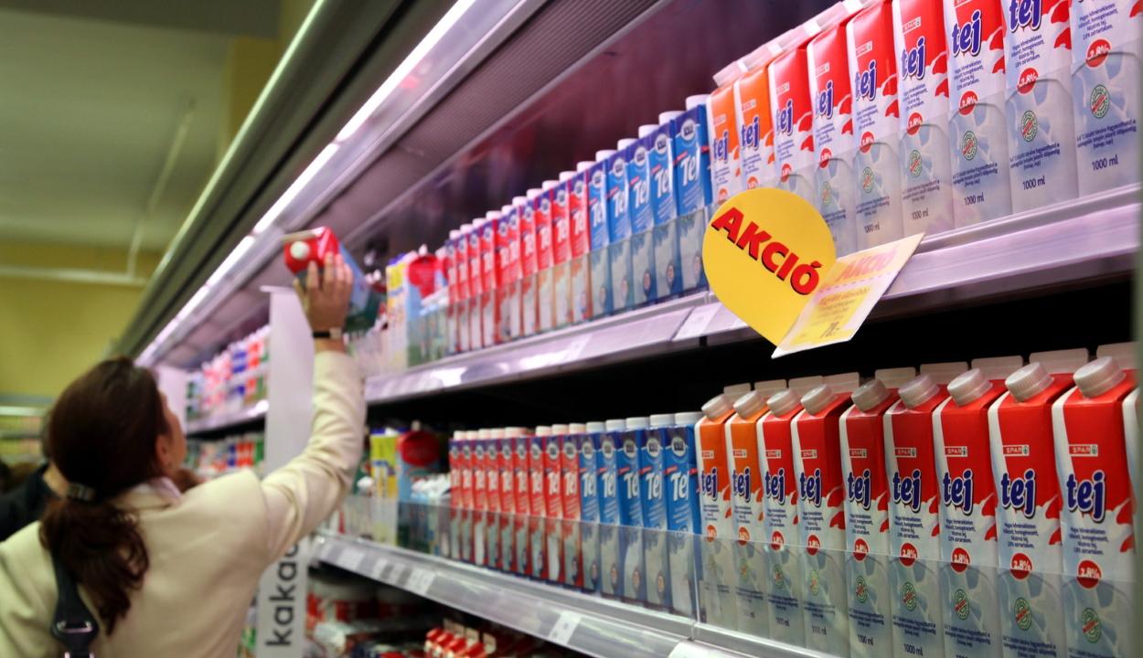 Alacsony zsírtartalmú tej fogyasztásával lassabban nő a szervezet biológiai életkora