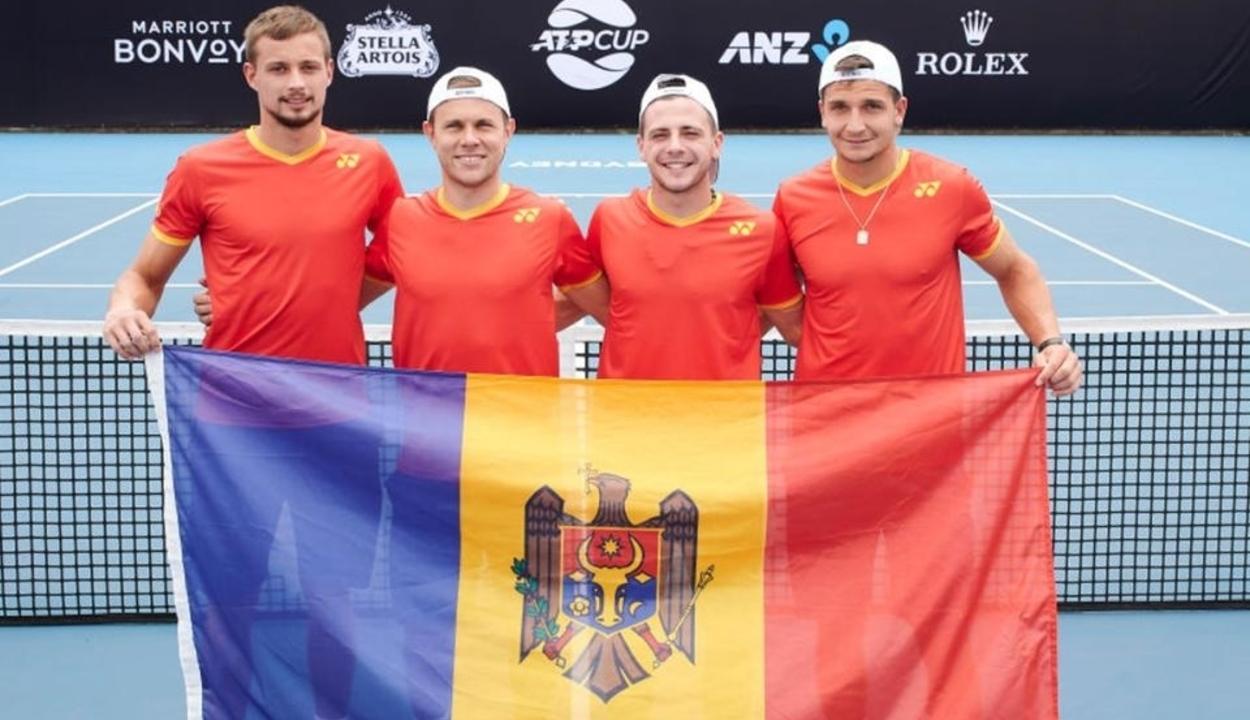 ATP-kupa: a moldovai helyett a román himnusz hangzott fel