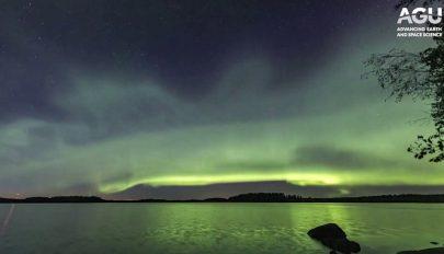 Az északi fény új formáját fedezte fel egy finn amatőr meteorológus