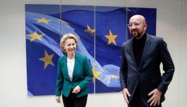 Aláírta Brexit-megállapodást az Európai Bizottság és az Európai Tanács elnöke