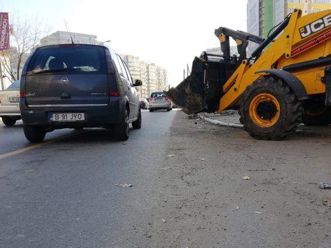 Egy fél évszázados irányelv akadályozza a bukaresti utcák takarítását