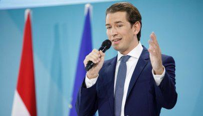 Sebastian Kurz ismét kancellár lesz Ausztriában