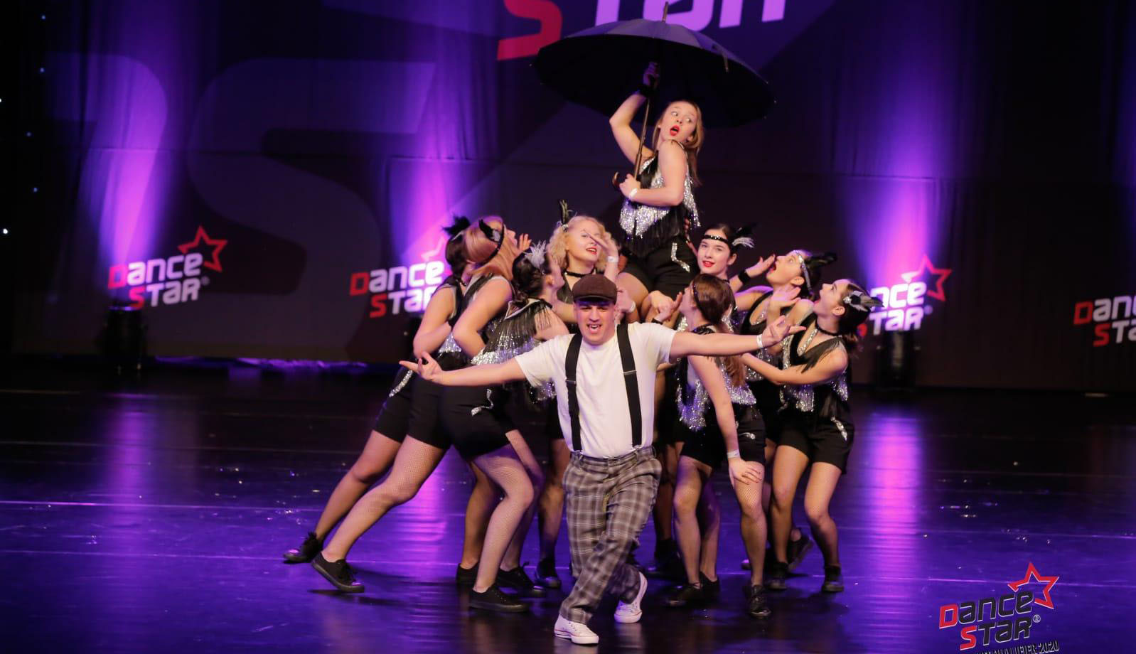 Táncos-sikerek a fővárosban