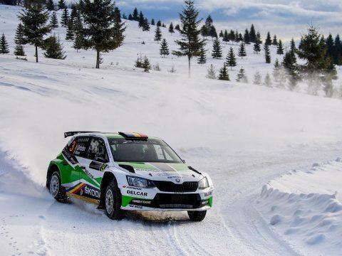 Winter Rally Kovásznán