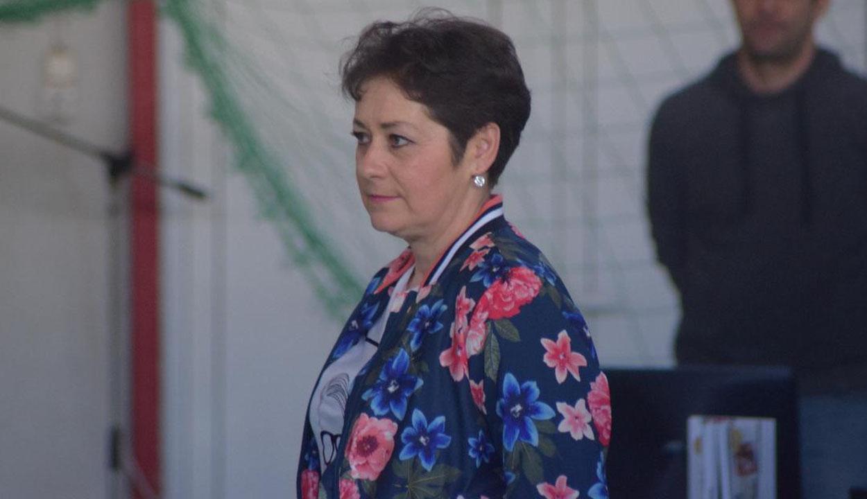 Szabó Kati a Turócziban