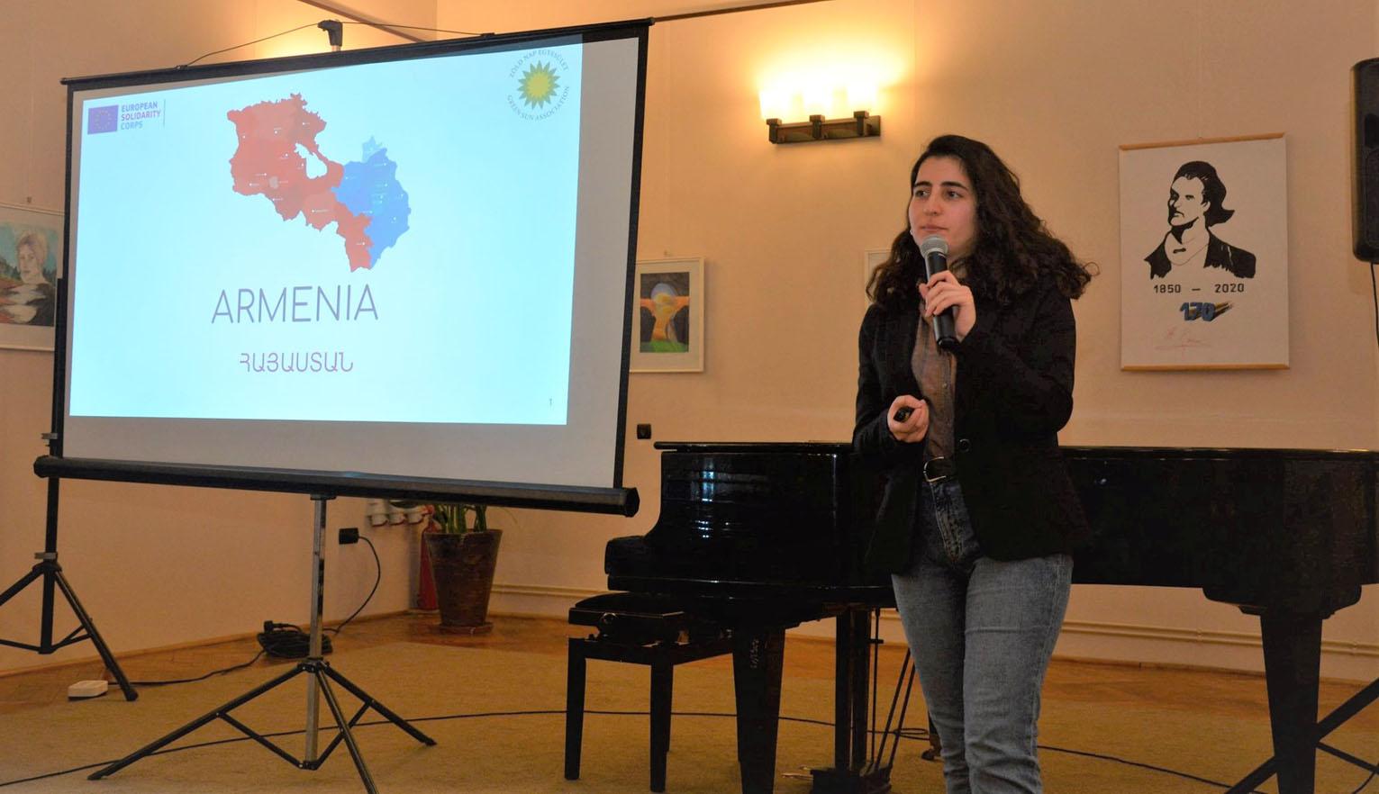 Örményország ötödször