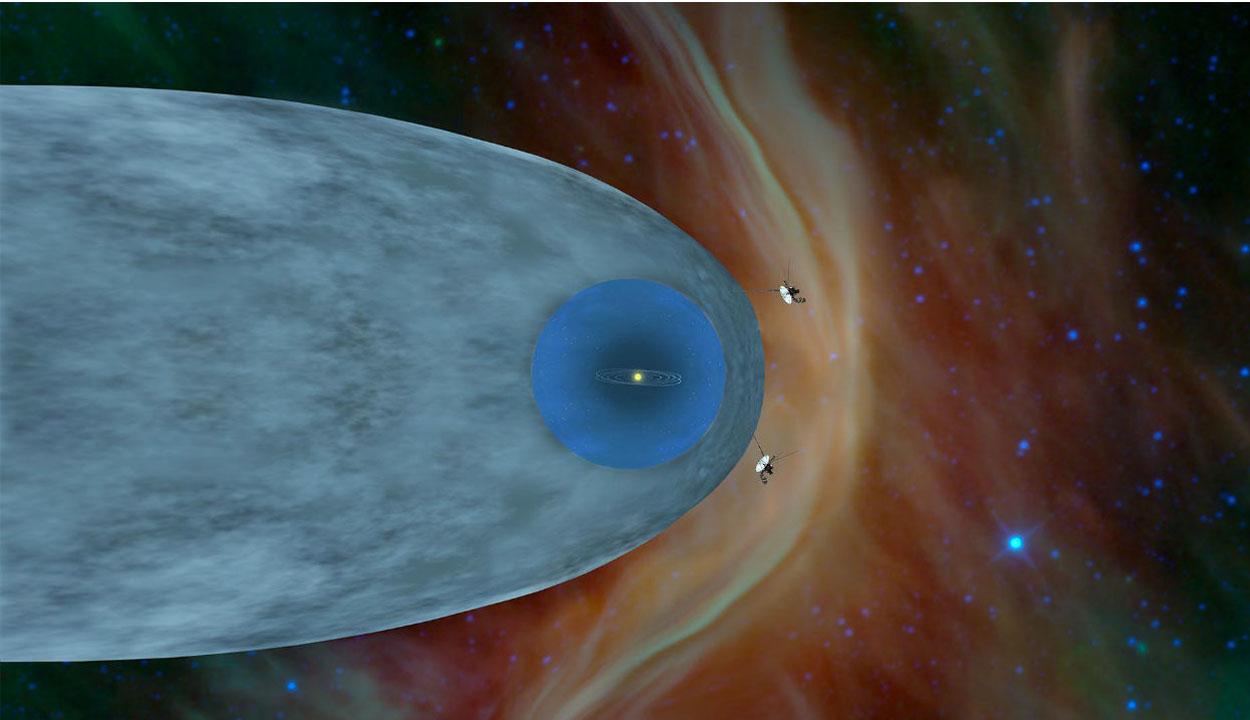 Újra működik a Voyager–2