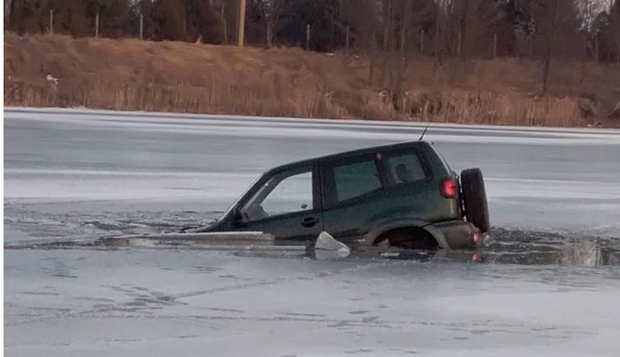 Nem szennyeződött a tó