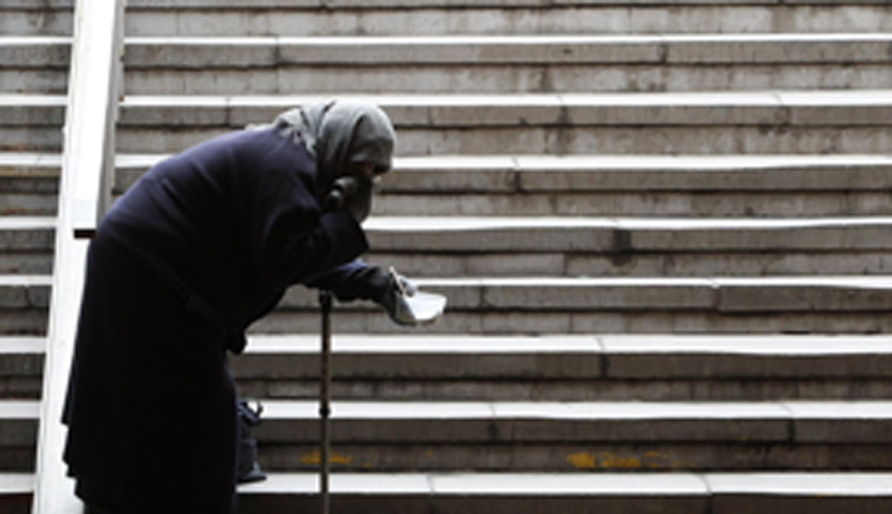Kihasznált hajléktalan