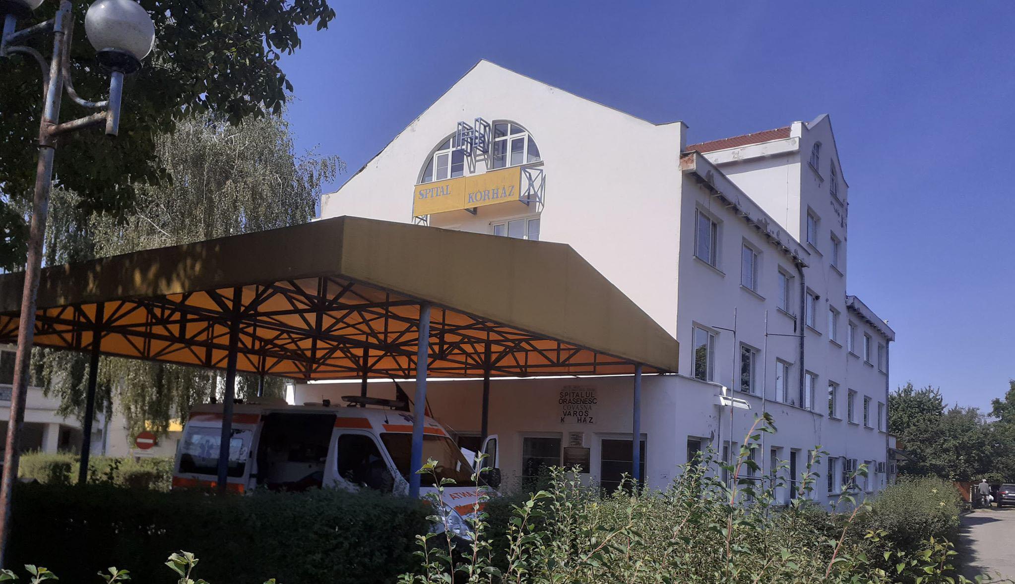 Segítik az orbaiszéki kórházat