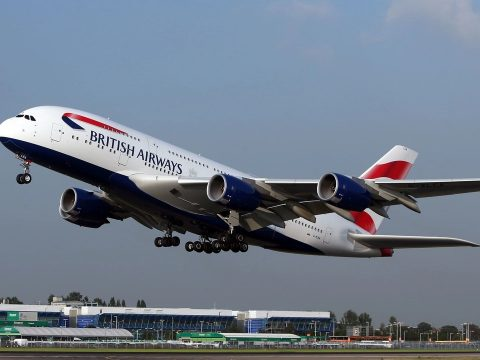 Rekordidő alatt tette meg a New York-London utat egy repülő