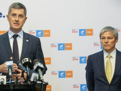 Az USR-PLUS Szövetség készen áll részt venni a kormányzásban