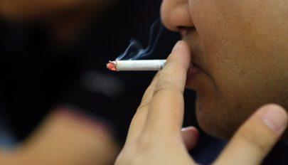 Beintenek a mentolos cigarettáknak