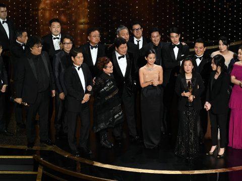 Oscar-díj: történelmet írt az Élősködők című dél-koreai film