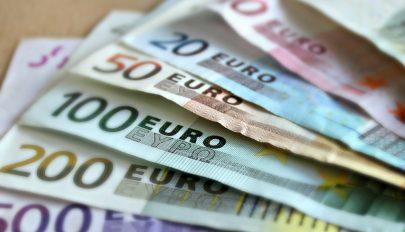Hamis euró Székelyföld határánál!