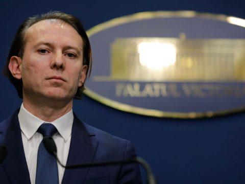 Csütörtökön dönt a parlament a Cîţu-kabinet beiktatásáról