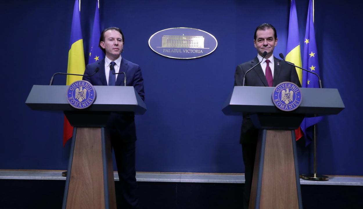 A Cîţu-kabinet kormányprogramja csaknem teljesen megegyezik az Orban-kormány programjával