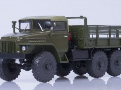 Népszerű teherautók, amelyek már modellek formájában is kaphatók