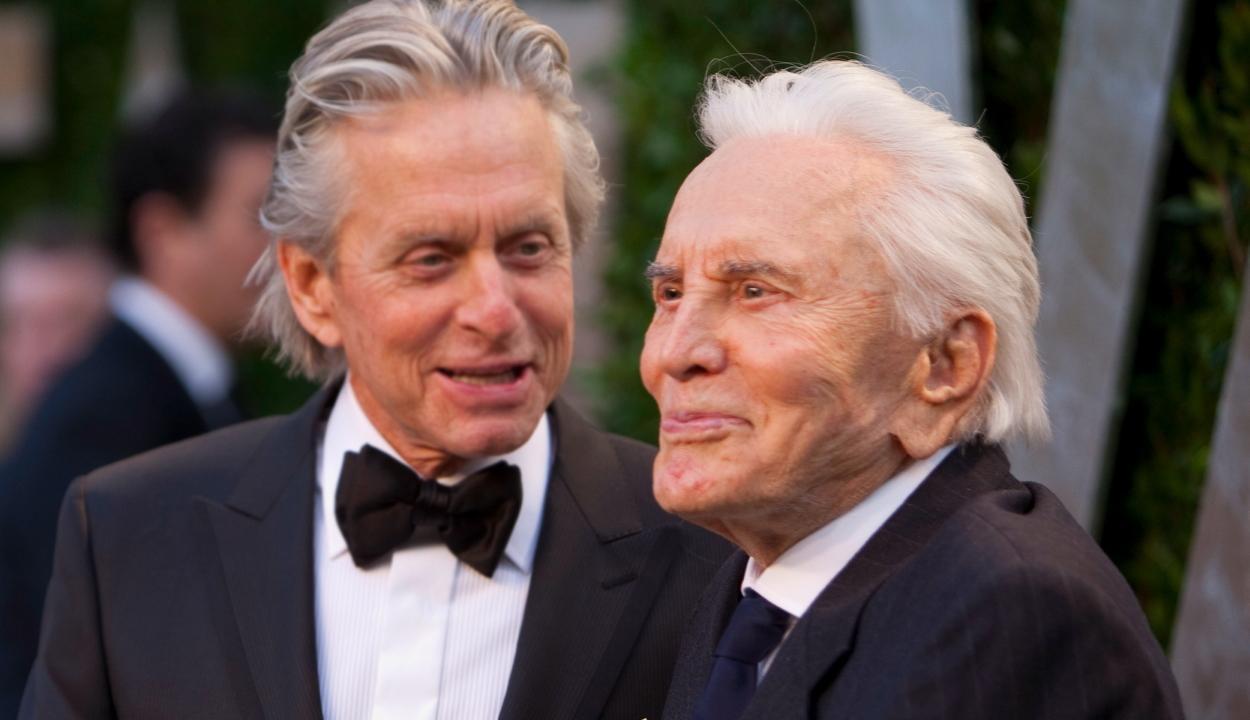 103 éves korában elhunyt Kirk Douglas színészlegenda
