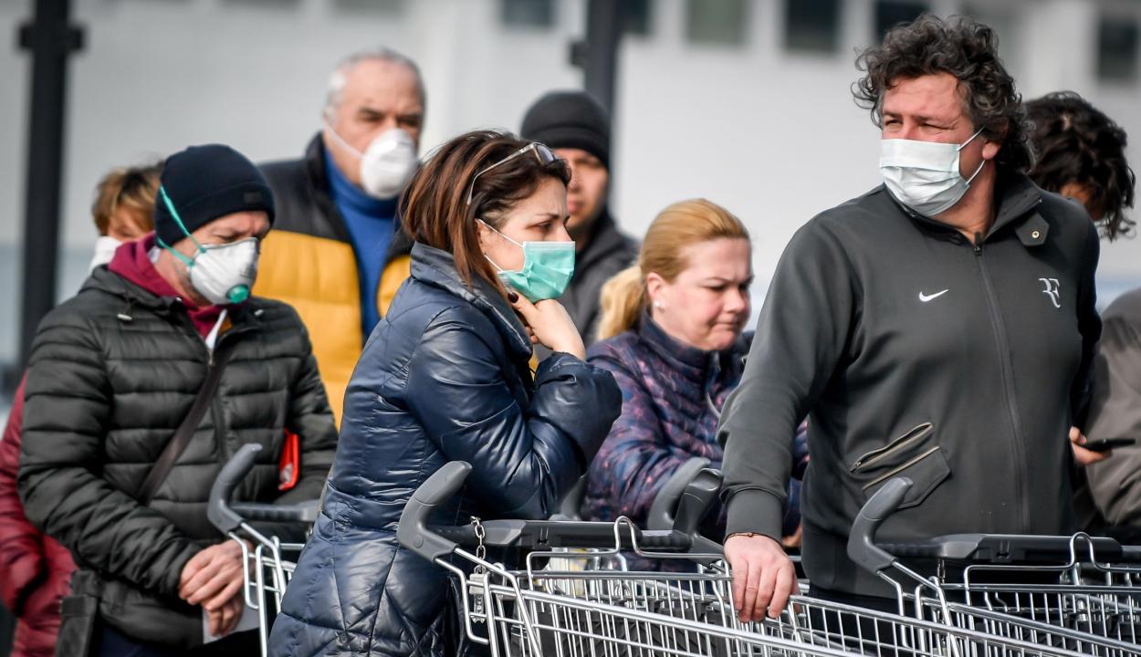 Hivatalos: megjelent a koronavírus Romániában